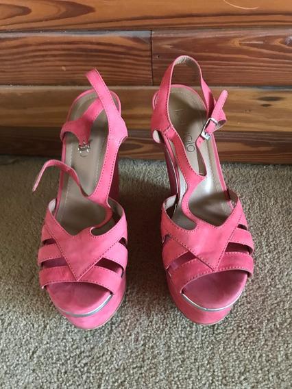 Zapatos Paruolo Mujer Nro 36