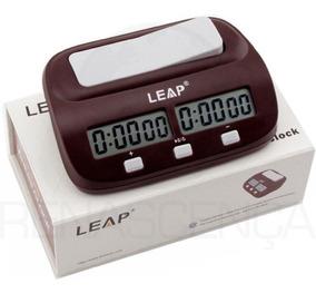 Relógio De Xadrez Leap - Pq9907s - Promoção