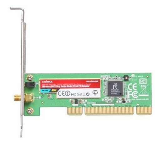 Edimax Ew-7128g 54mb/s Wireless Lan Pci Card.