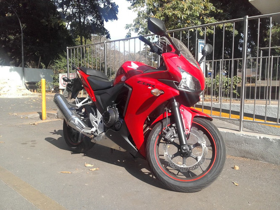 Honda Cbr 500r 14/14 Vermelha
