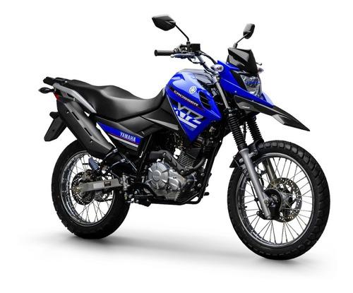 Crosser Z 150 Abs 2021 Yamaha 0km Azul
