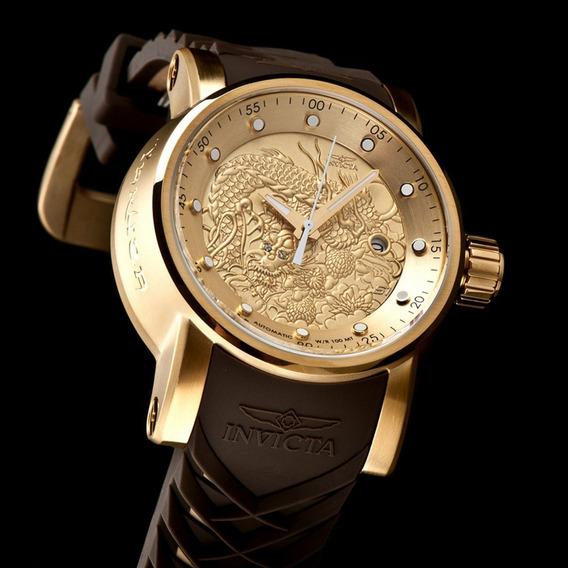 Relógio Invicta Yakuza 12790 Original
