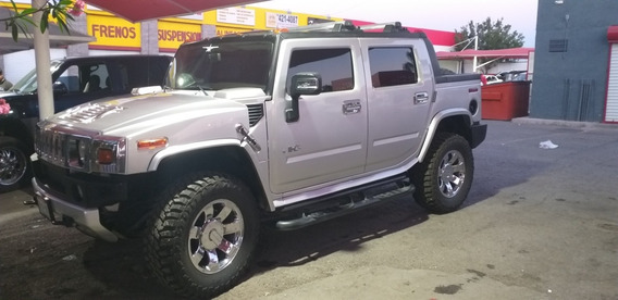 Hummer H2 6.2 Sut Ee Qc Piel Special Edition 4x4 At 2009