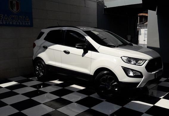 Ford Ecosport Freestyle Flex Automática Sem Detalhes