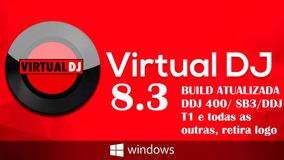 Virtual Dj Pro 8.3 B4787 2019 Ddj 400+ Todas