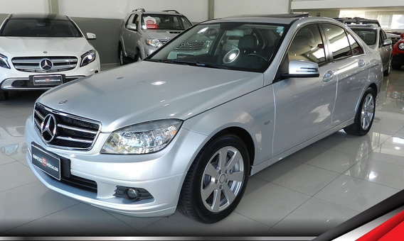 Mercedes C200 Avantgarde Compressor 1.8 Turbo 184cv Top