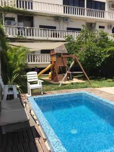 Departamento Amueblado Y Equipado De 1 Recamara A Cuadras De La 5 Av, Playa Del Carmen P2952