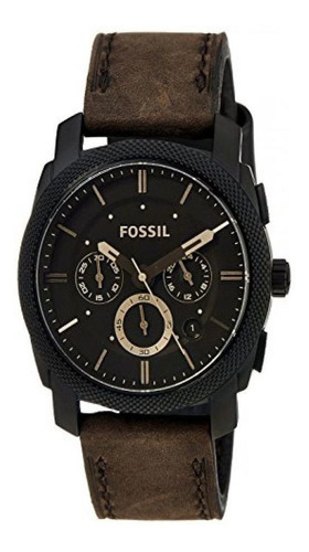 Reloj Fossil Fs4656 Marrón Hombre