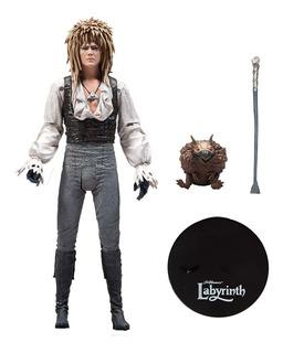 Labyrinth Jareth David Bowie Mcfarlane Nuevo Original Stock