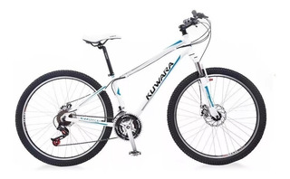 Bicicleta Mountain Bike Rodado 26 Kuwara 21v Con Suspensión