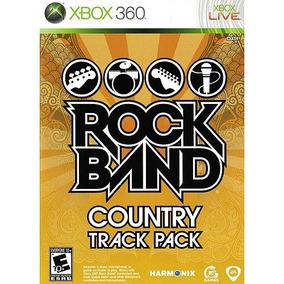 Rock Band Country Track Back Xbox 360 Envio Gratis