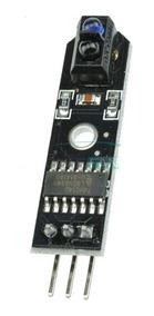 Seguidor Linha Tcrt5000 Infravermelho Ir Arduino