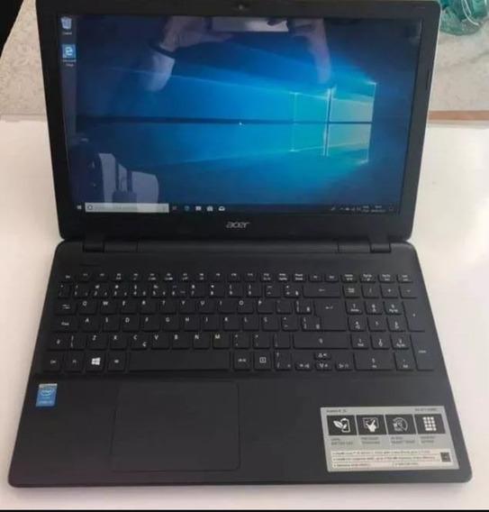 Notebook Acer I5 Intel Core 6gb Memória Hd 500gb Perfeito