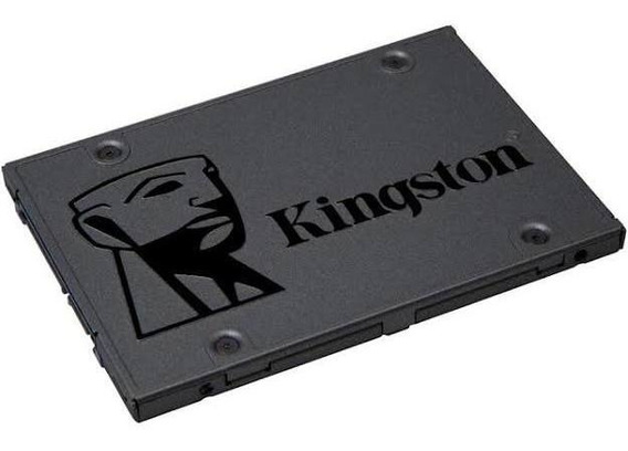 Ssd Kingston 240gb - Formatado Com Windows 10 E Programas