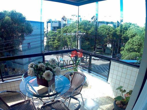 Cobertura Residencial À Venda, Jardim Da Penha, Vitória. - Co0027