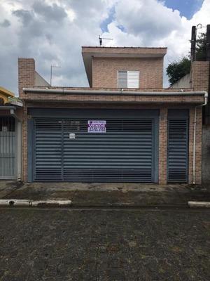 Casa Com 3 Dormitórios À Venda, Vila Nova Urupês - Suzano/sp - So0370