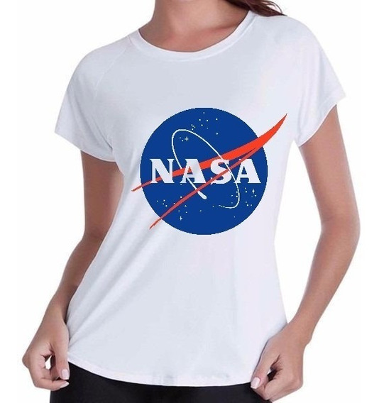 Camisa Camiseta T-shirt Nasa