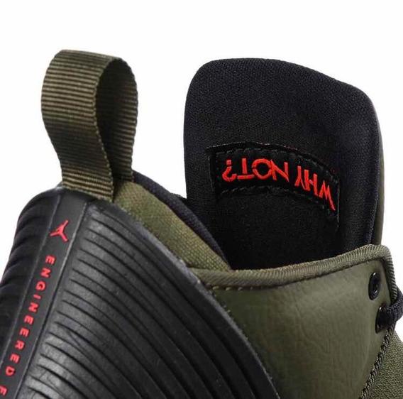 Tenis Nike Jordan Why Not Zero Verde # Disponibles #26 Al 30