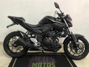 Yamaha Mt-03 Abs, Ano 2019, Com Apenas 8.200 Km