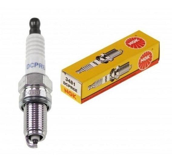Vela Ignição Ngk Dcpr6e Motor Mercury 15 20 25 40 50 60 4t