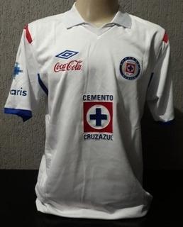 Camisa Do Time Cruz Azul Futbol Club