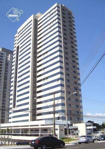Sala Comercial À Venda, Jardim São Luiz, Ribeirão Preto/sp. - Sa0237