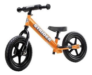 Strider 12 Sport - Bicicleta Balance Niños 18 Meses Naranja
