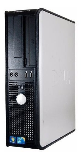 Cpu Dell Intel Core2 Duo 2.93ghz 2gb 160gd + Brinde