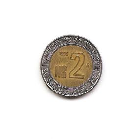 Moneda De 2 Nuevos Pesos 1995