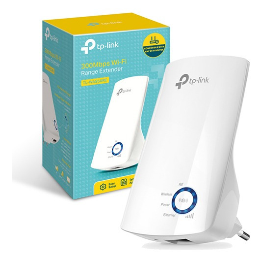 Repetidor De Wifi Tp- Link Acces Poin 300mps 25v