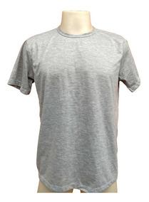 10 Camiseta Poliester Mescla Sublimação Brindes Atacado
