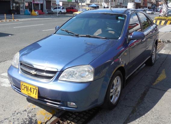 Chevrolet Optra Limited 2007 At 1.8 Sedan
