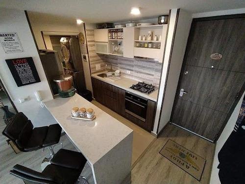 Imagen 1 de 9 de Apartamento En Arriendo Benjamin Herrera 90-65763