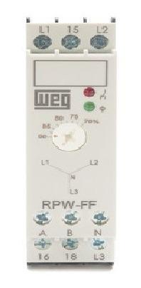 Relé De Proteção Subtenção E Sobreteção Rpw-ss 380v