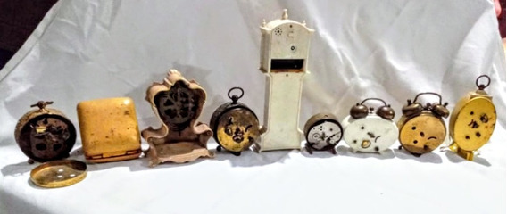 Relojes De Mesa/buro