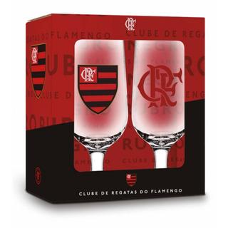 Conjunto 2 Taças Flamengo 300ml