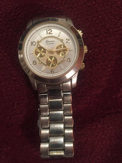 Reloj Geneva Platinum