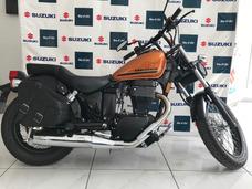 Boulevard S40 650cc Equipada Con Alforjas