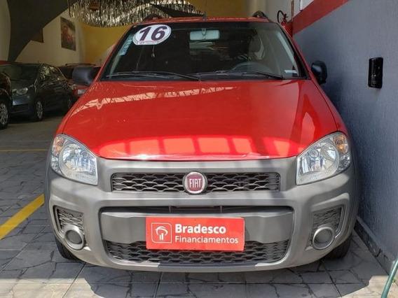 Fiat Strada Working Cabine Estendida 1.4 8v Flex, Zzz3109