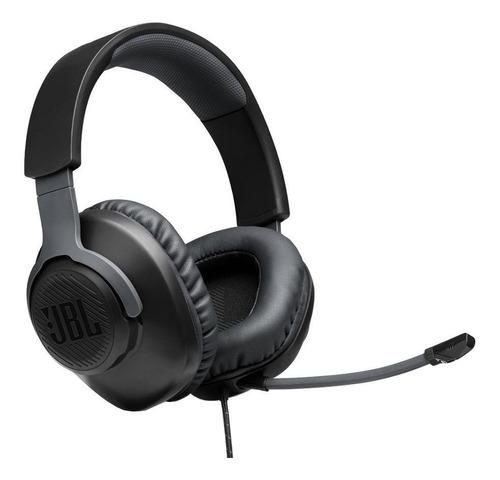 Auriculares gamer JBL Quantum 100 negro