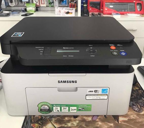 Impressora Laser Samsung M2070 Semi-nova