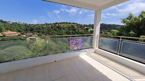 Chácara Com 3 Dormitórios À Venda, 4600 M² Por R$ 1.000.000,00 - Aparecidinha - Araçariguama/sp - Ch0145