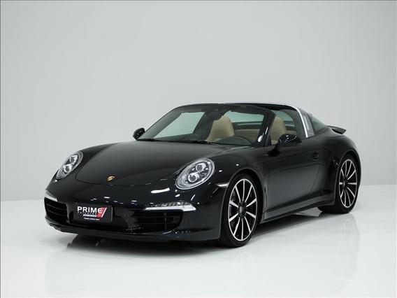 Porsche 911 Porsche 911 Targa 4s 3.8 Com 400cv