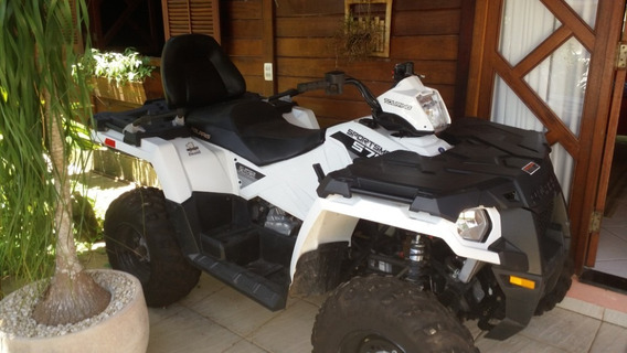 Quadriciclo - Polaris/sportsman 570 -2016