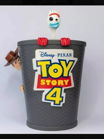 Bote Palomera De Toy Story 4 Cinemex Forty (ver Descripción)