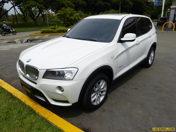 Bmw X3 [f25]xdrive 28i 3000cc Ct