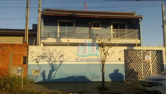 Sobrado Com 3 Dormitórios À Venda, 220 M² Por R$ 848.000 - Jardim Residêncial Firenze - Hortolândia/sp - So0150