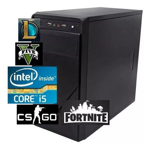 Cpu Pc Gamer Intel  Barato Core I5 3.2ghz 8gb Ssd120 500wts