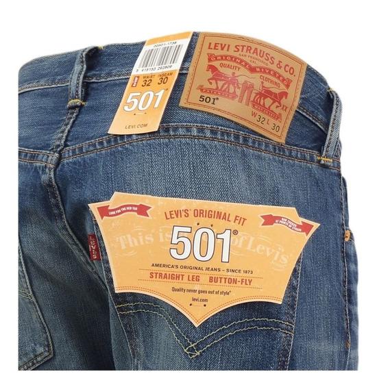 3 Pantalones Hombre Levis 501 Vaquero 511 Slim 514 Recto