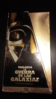 Trilogia La Guerra De Las Galaxias Edición Especial De 1997